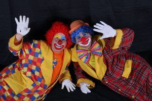 spectacle de clown