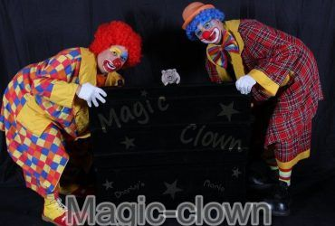 spectacle de clown douai