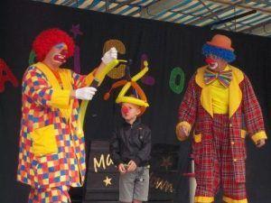 Spectacle de clowns pour petits et grands enfants