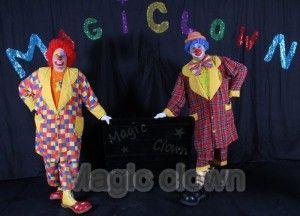 Les Magic Clowns aujourd'hui
