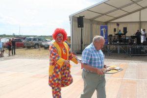 clowns déambulatoires