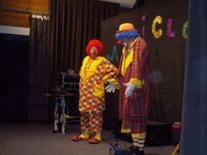 spectacle de clown Sainghin en mélantois