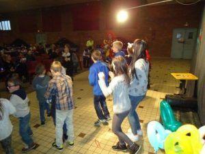 La danse des Magic clowns