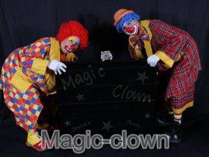 magic clown dans le nord