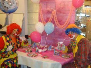Les Magic Clowns font la fête