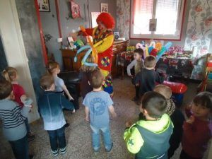 La danse des clowns
