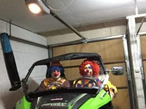 Les Magic Clowns dans le Wildcat