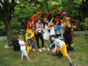 Charly's et Mario en mode Swag avec leurs fans