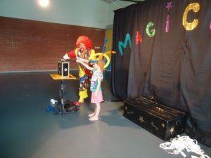Charly's et Charlotte la magicienne