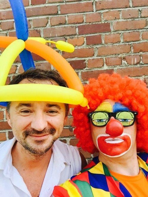 Un nouveau clown!!