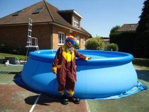 Mario va se jeter à l'eau!!