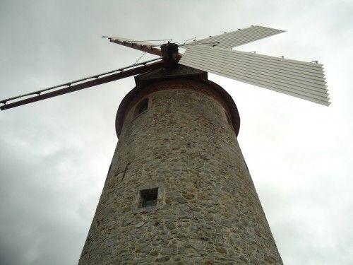 Visite du moulin de Marpent