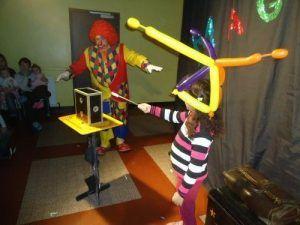 Charly's et Saâda la magicienne