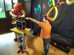 Charly's et Jules le magicien