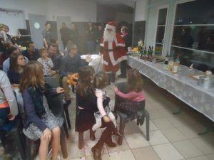 Le père Noël arrive!!!