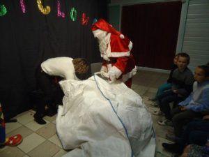 Plein de cadeaux pour les enfants