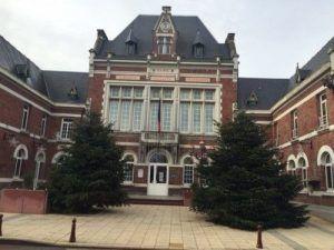 La mairie de Noyelles sous Lens