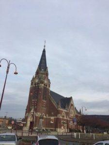 L'église de Noyelles sous Lens