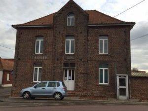 La mairie de Westrehem