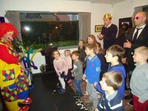 La danse des clowns à wanbrechies