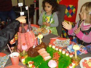 Le magnifique gâteau d'anniversaire d'Elouna