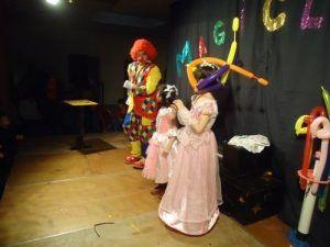 Les magiciennes Louna et Lilou