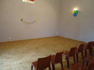 L'espace pour le spectacle