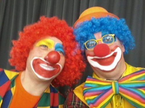spectacle de clown domicile avec mario et charlys. Black Bedroom Furniture Sets. Home Design Ideas
