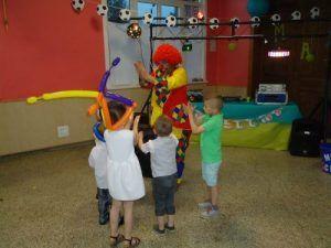 La danse des clowns
