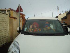 Charly's et Mario partent en mission secrète