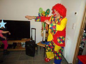 Hou Hi Hou Ha Ha la danse des clowns!!!