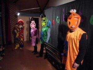 La clown academy avec Zezette, Dédé et Casimir