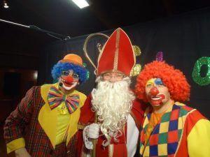 Mario et Charly's avec St Nicolas