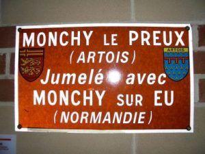 Monchy le Preux dans le Pas-de-Calais