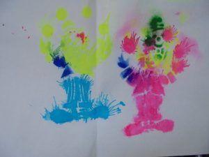 dessin de clown