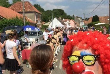 spectacle de rue et carnaval