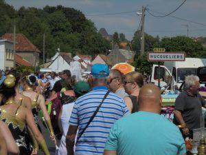 Le public pour le carnaval