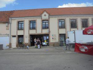 L'office de tourisme d'Hucqueliers