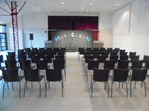 La salle culturelle d'Avelin
